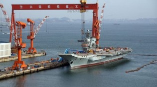 赶快服役!中国首艘国产航母最关键部件安装完毕