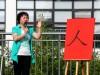 开笔启智:北京第二实验小学举行2018新生开笔礼仪式