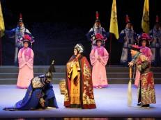 大型秦腔历史剧《关中晓月》在京上演