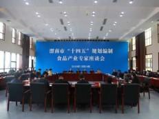 陕西渭南农产品加工产业博览会开幕