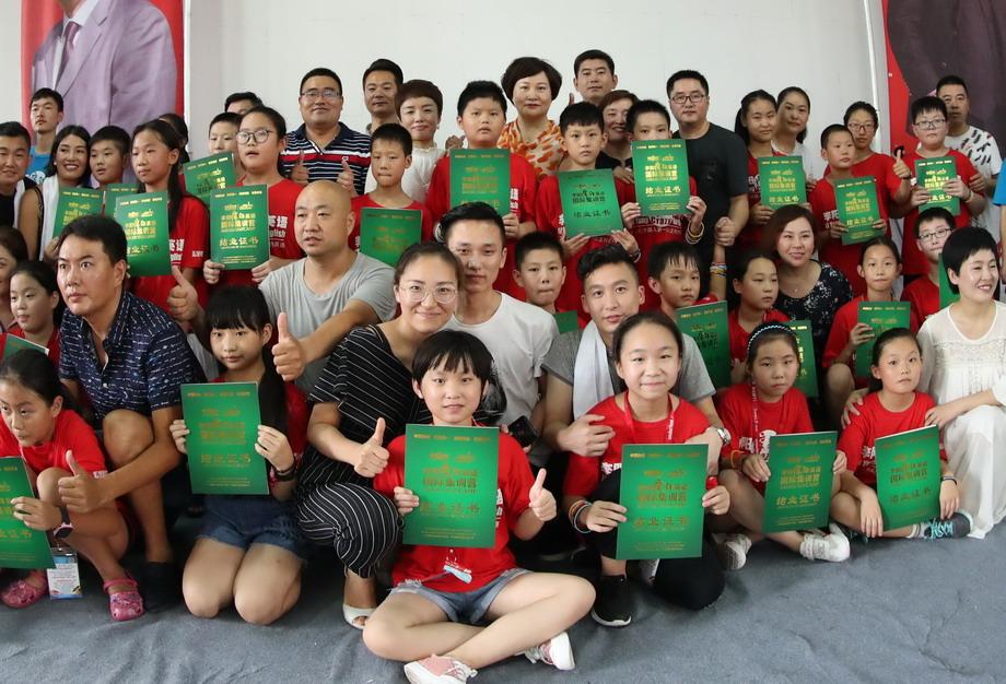 外语类夏令营受到家长们热捧-新华图闻网