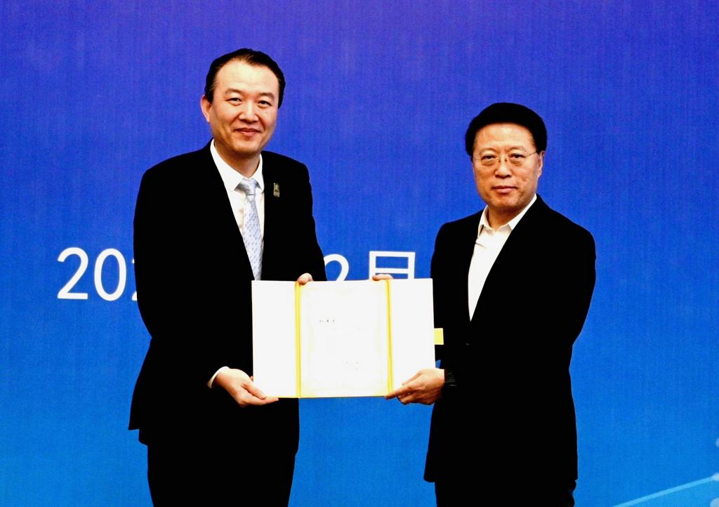 俏江南现代服务产业学院落户淄博职院-新华图闻网